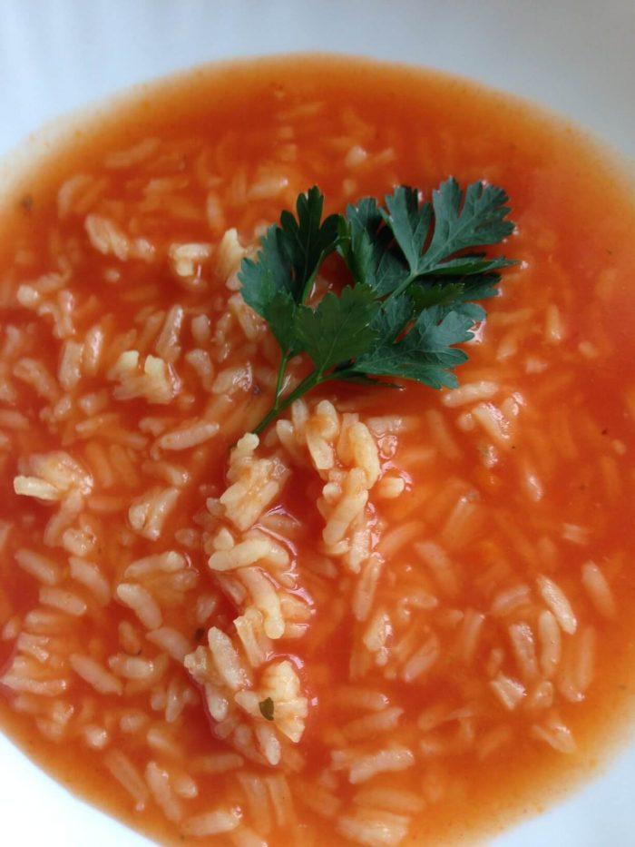 zupa pomidorowa gotowa ugotowana w instantpot