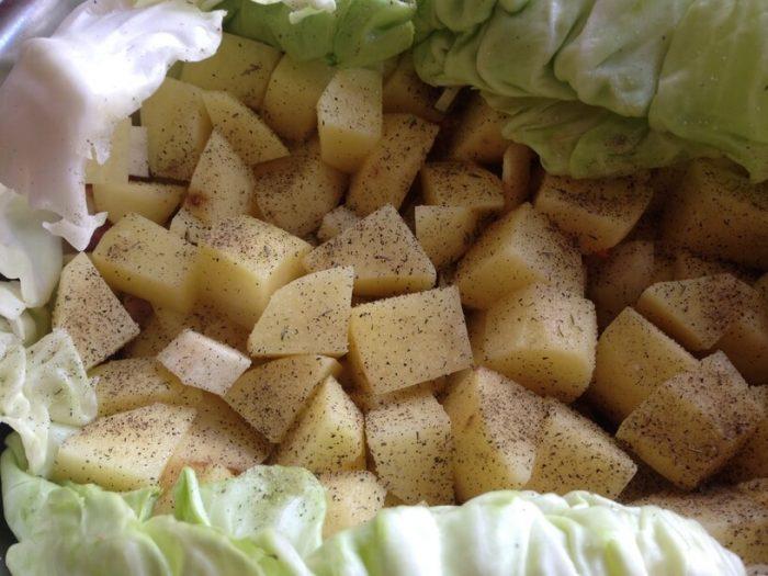 ziemniaki przepis na duszonke