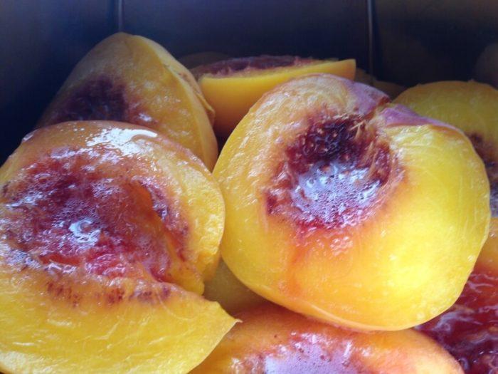 brzoskwinie parzone w instantpot