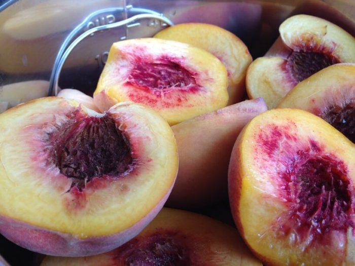 brzoskwinie w garnku instantpot - przepis na dżem