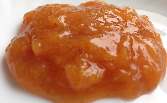 przepis na dżem brzoskwiniowy w instantpot