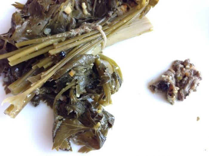 ugotowana zielenina w instantpocie - przepis na rosół