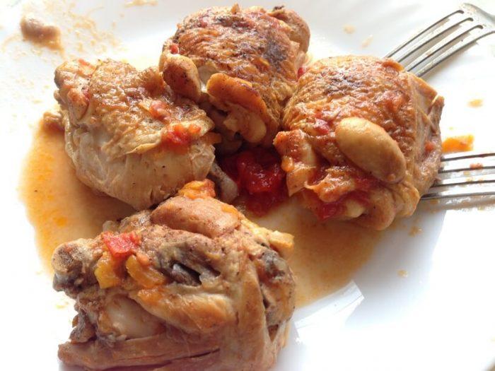 ugotowany kurczak w granku instantpot - przepis na ptrawkę